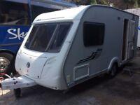 Swift Jura 2 berth caravan