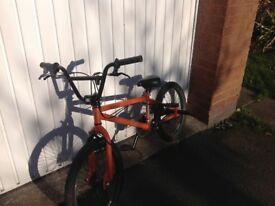 X Rated Decoy BMX bike