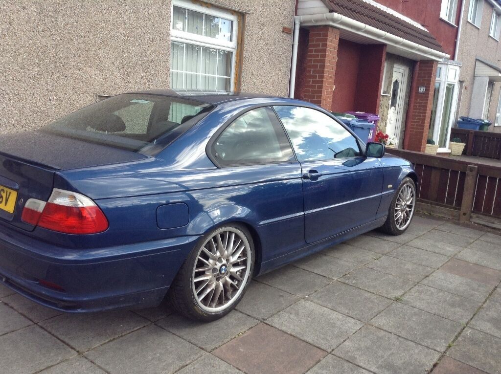 bmw 318 ci in liverpool merseyside gumtree. Black Bedroom Furniture Sets. Home Design Ideas