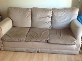 Sofa bed free to collecter from southsea