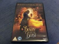 Disney's Beauty and the Beast DVD (2017)