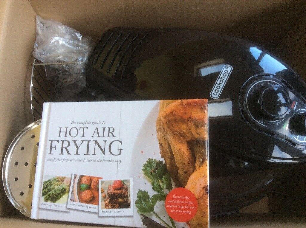 Air fryer - Cookshop rotisserie air frying cooker