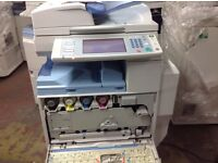 RICOH MPC 3001 done 47000 copies