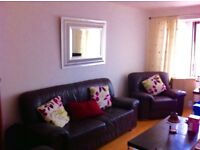 FOR RENT 2 BED FULLY FURNISHED FLAT WITH OFF STREET PARKING,MODERN DECOR