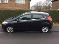 1.4 tdci Fiesta 5 door bargain at only £2250 ono looks and drives great
