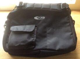 ALTURA laptop pannier bag, as new