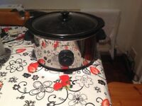 Breville slow cooker new never used 4.5litre