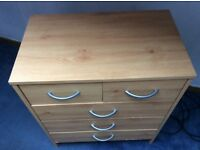 Small chest of draws
