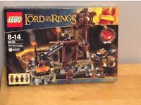 Lord of the Rings LEGO, The Orc Forge