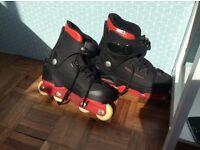 Saloman skates size 5.5
