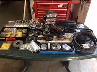 SELECTION OF GENUINE AND AFTER MARKET PARTS FOR SUZUKI LT50/80/ YAMAHA BLASTER