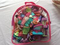 Polly pocket bundle and Carpool Cruiser