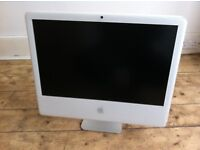 "24"" White Imac ***For spares and repairs***"