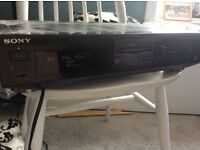 Sony MiniDisc unit