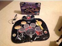 Drum kit play mat