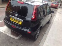Nissan note 2011 model service history AUTOMATIC