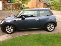 MINI COOPER D FREE ROAD TAX