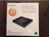 DB65 USB portable DVD Burner