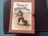 Children's treasury book set
