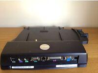 Dell PRX laptop docking station