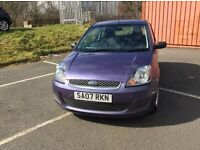 Ford Fiesta 2007, 1.2, 11 months MOT, Priced to clear,