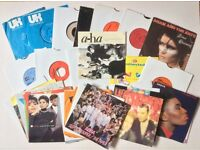 """Large Collection of 7"""" Vinyl Singles Various Genre, 50s, 60s, 70s, 80s (Bundle of 6 for £5) Can Post"""