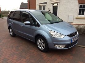 FORD GALAXY ZETEC 2.0 TDCI 7 SEATER 07 2007