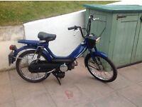 Honda Camino moped, rare original condition