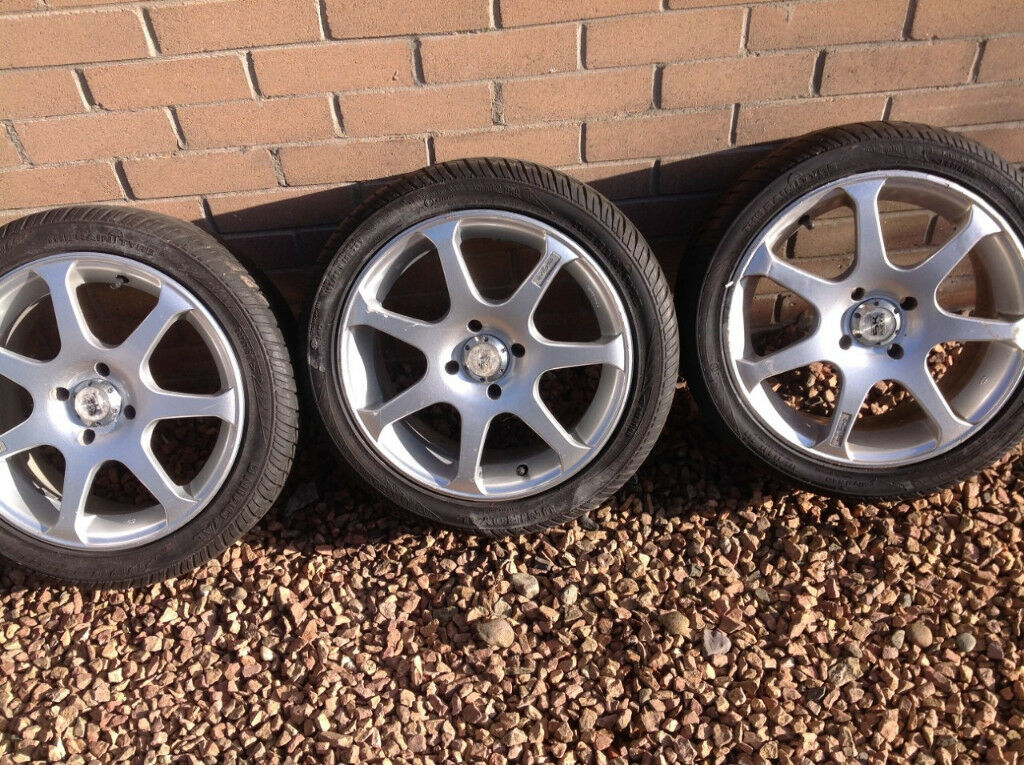 Alloy Wheels 14""