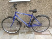 MANS HYBRID BIKE FOR SALE-GOOD CONDITION-FREE DELIVERY