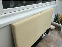 Double bed frame and mattress in good clean condition / local delivery available