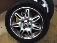 Used Rover Alloy Wheels