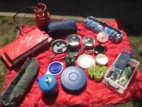 Complete camping & cooking bundle