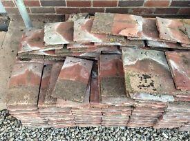 Barnstaple Plain Roof Tile - Red