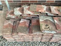 Barnstaple Plain Roof Tile - Red