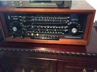 Tandberg huldra 8 amplifier