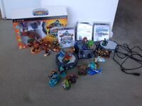 Skylanders Bundle, figures PS3 game and portals for PS3 and tablet