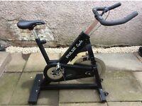 Pulse spin bike