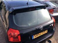Toyota Corolla T sport 01 to 07 starter