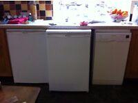 Hotpoint: fridge & freezer - Bosch dishwasher