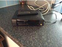 Cable tv box