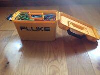 Electricians Fluke 1652 Multifunction Tester for sale