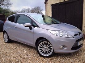 2011 Ford Fiesta Titanium Petrol Full Dealer History New MOT *Watch YouTube Video* HPi Clear