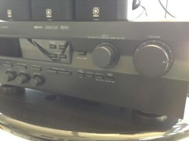 Yamaha natural AV receiver rs-v396rds