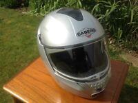 Caberg flip lid motor cycle helmet for sale  Saltash, Cornwall