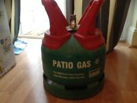 BBQ/Patio Heater Gas bottles x2 FREE!