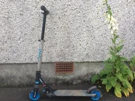 Oxelo scooter (blue)