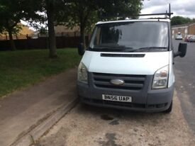 2006/56 FORD TRANSIT 85 T280S F.W.D. LONG MOT, 1 PREVIOUS OWNER FROM NEW