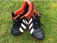 Adidas Rugby boots size 7 (adult)