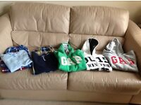Bundle of boy clothes 10-12 years old